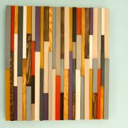 Custom Wood wall art sculpture - Samples