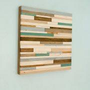 Industrial Wall Art Rustic Wood Art reclaimed wood wall sculpture,