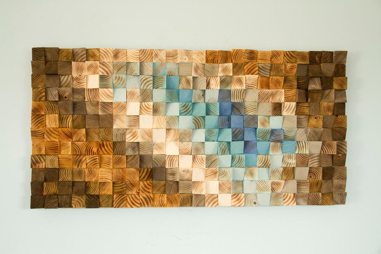 Mosaic Wall Art Decor