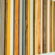Reclaimed Wood Art, Modern office decor, reclaimed wood wall art sculpture, costomize