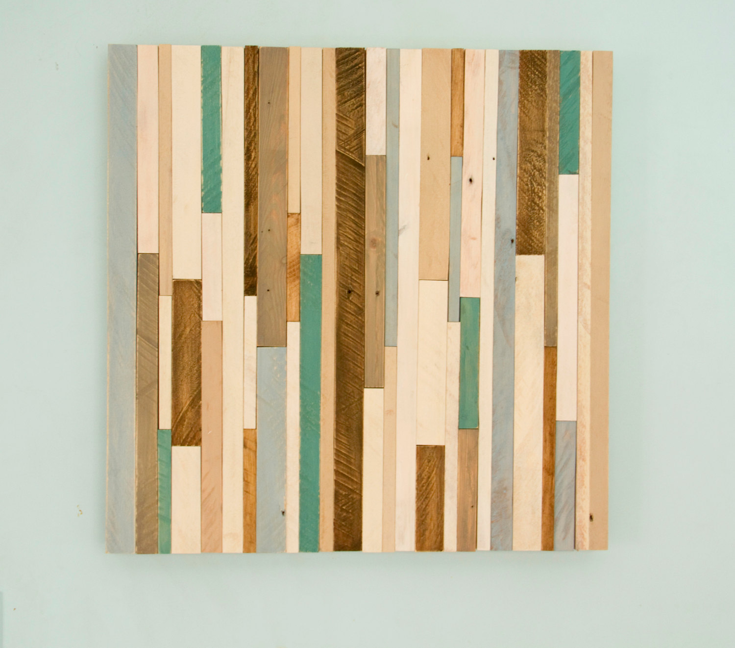 Rustic wood wall art reclaimed wood decor 20 x 20 reclaimed wood wall sculpture art glamour - Sculpture wall decor ...