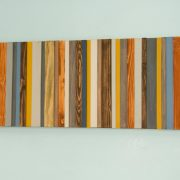 Wood Wall Art, Modern wood decor, reclaimed wood sculpture