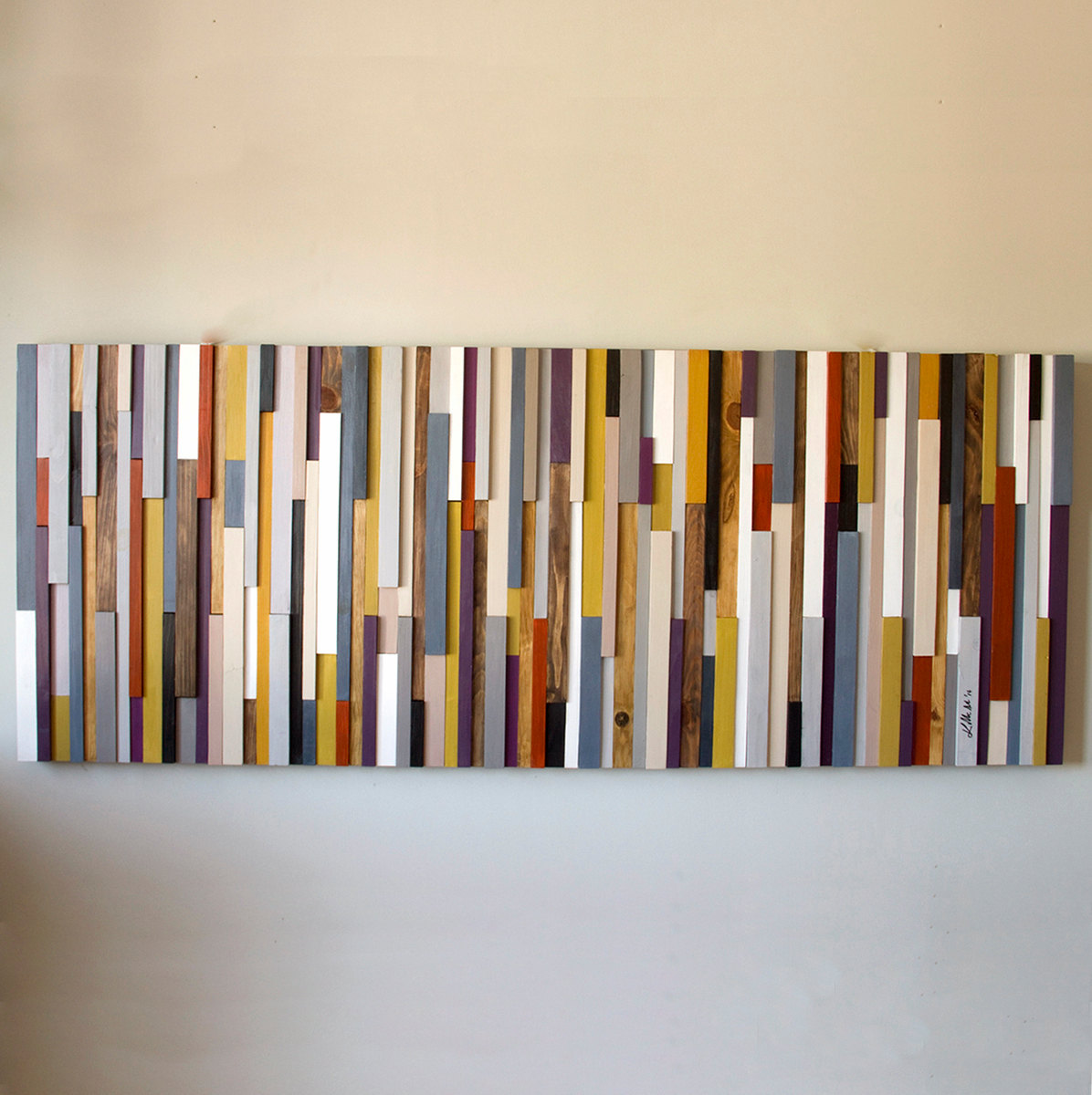 Wood Wall Art Sculpture 3D Abstract Wood Sculpture, reclaimed wall art, ready to ship