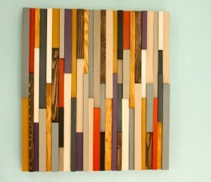 Custom Wood wall art sculpture - Samples