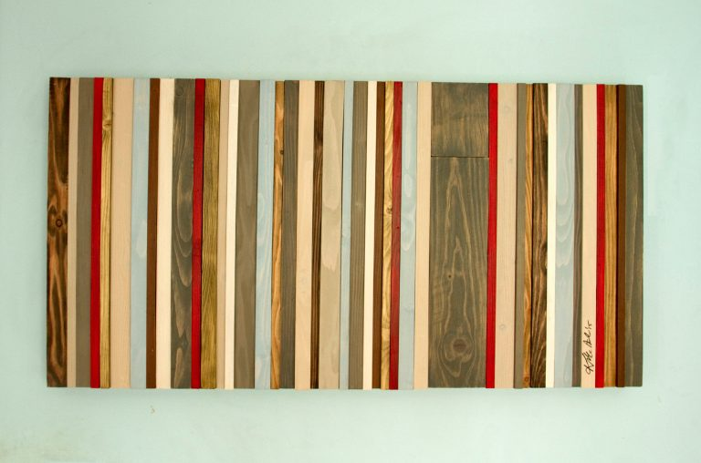 Reclaimed Wood Art - Reclaimed Wood Wall Decor, Headboard, reclaimed wood furniture