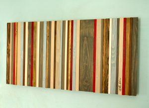 Reclaimed Wood Art - Reclaimed Wood Wall Decor, Headboard, reclaimed wood furniture
