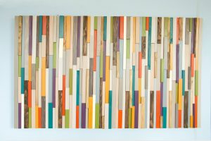 Wood Wall Art, Large sculpture, wood art decor, 2016 colour trends, modern decor