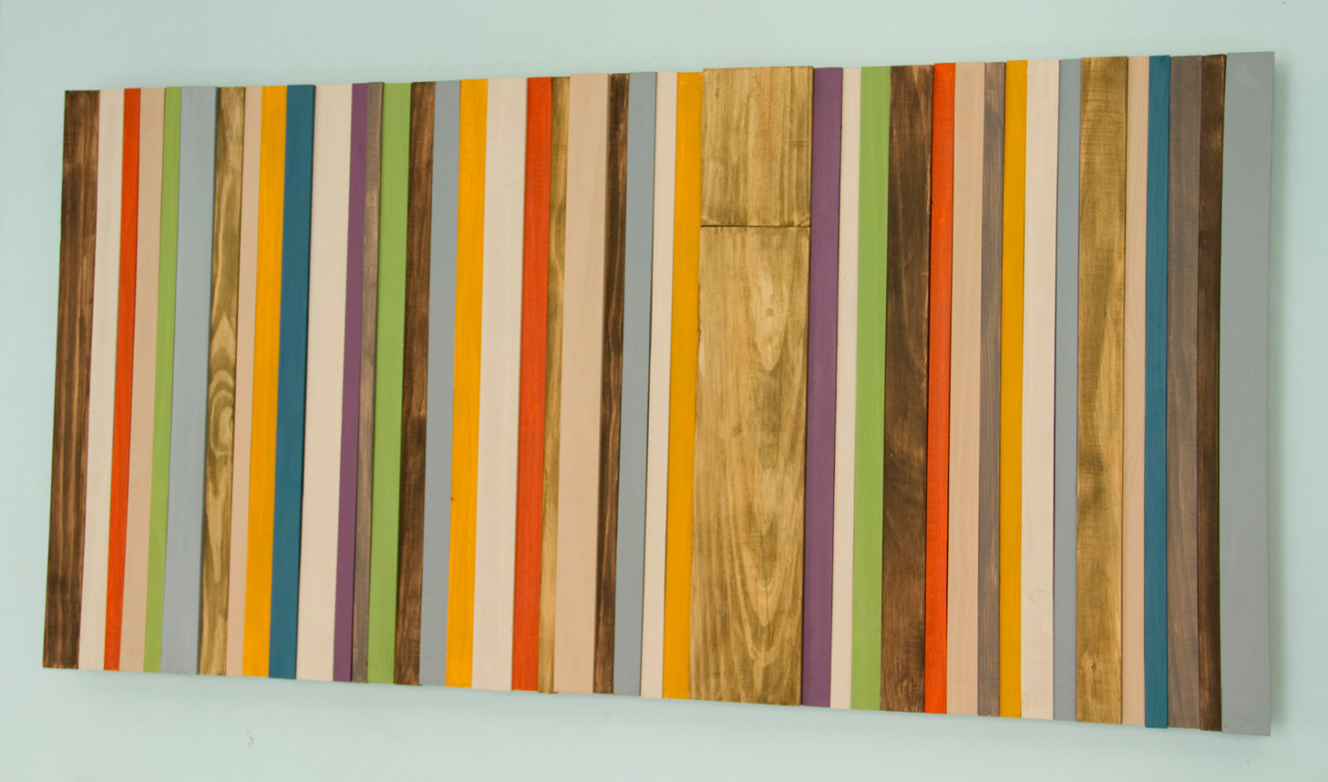 Wood Wall Art - Mid Century Art, Abstract Painting, Modern wood wall art sculpture, Customize
