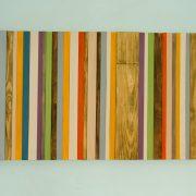 Wood Wall Art - Mid Century Art, Modern wood wall art sculpture, Customize