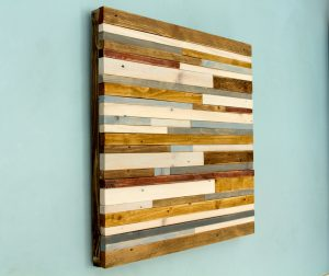 Wood Wall Art Rustic SALE industrial reclaimed wall sculpture, Promotion